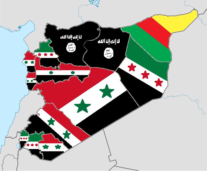 Dramatic Escalation In Syria Restoring Liberty