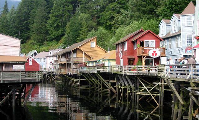 Ketichikan-Creek-Street