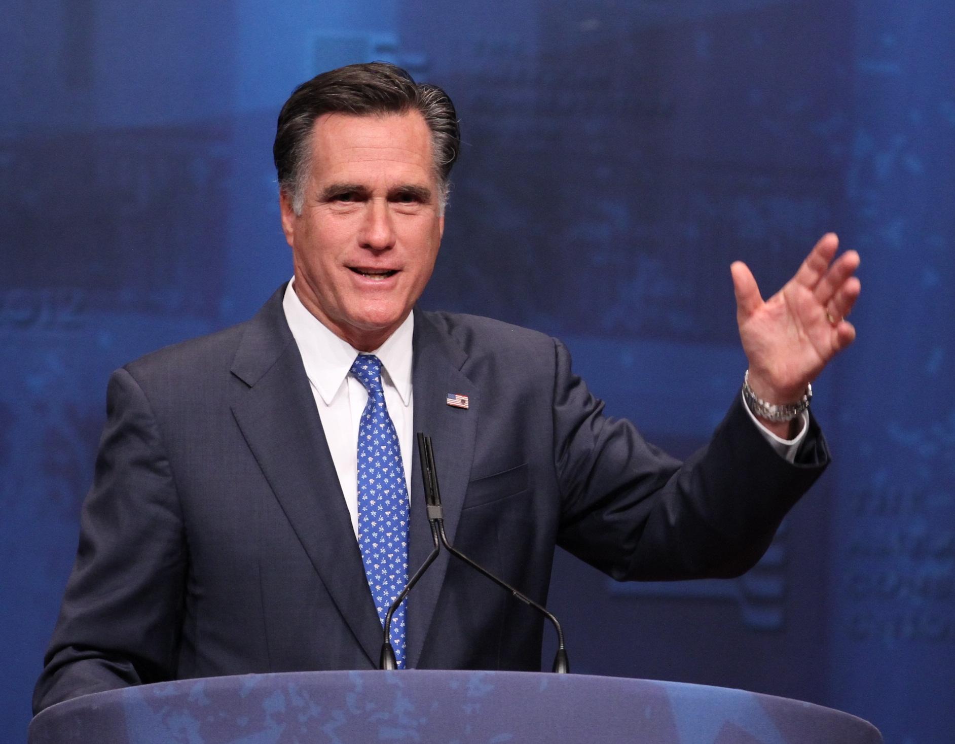 Mitt Romney Explains His Reasons for Opposing Donald Trump for President